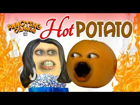 Annoying Orange - Hot Potato (ft. Rebecca Parham)