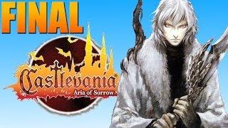 Castlevania: Aria of Sorrow │en Español por TulioX│Parte Final