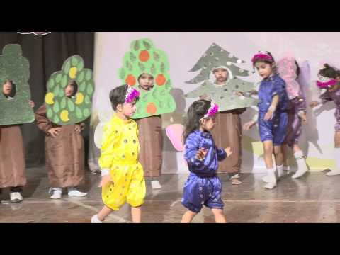 Nature Song, Performance by Pre Nursery Students - South End Public School Annual Function 2011