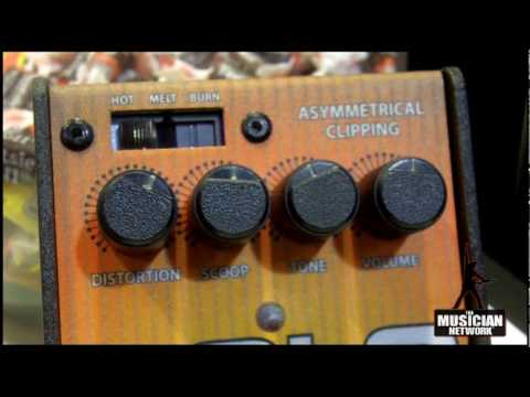 WINTER NAMM 2010 - PRO CO - (NEW!) THE SOLO PEDAL