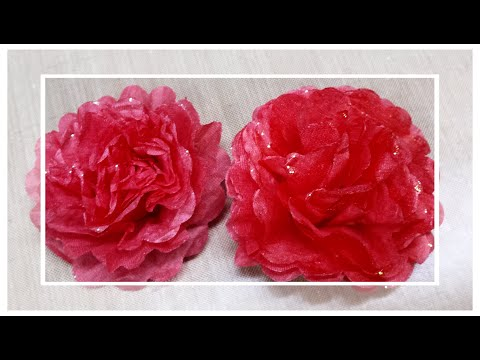 Quick handmade tissue paper flowers youtube quick handmade tissue paper flowers mightylinksfo