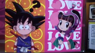 3 regalos sorpresa de Dragon Ball (Ichiban Kuji)