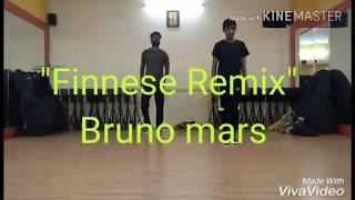 Finnese remix / Bruno Mars / Dance cover / Michael's choreography