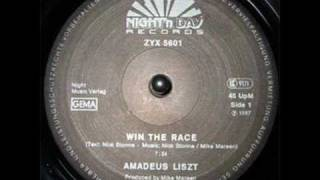 AMADEUS LISZT - WIN THE RACE (ORIGINAL 12'' VERSION) (℗1987)