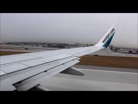 Trip Report| WestJet (Economy) | Calgary to Cancun | Boeing 737-800 | Full Flight!