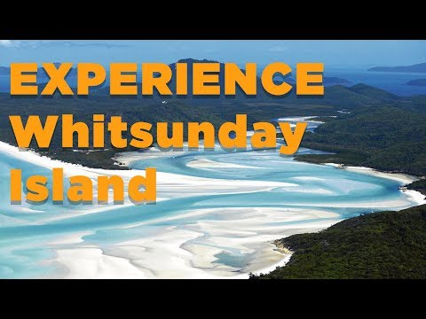 Experience Whitsunday Island Australia