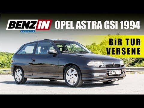 Opel Astra GSi 1994 // Bir Tur Versene