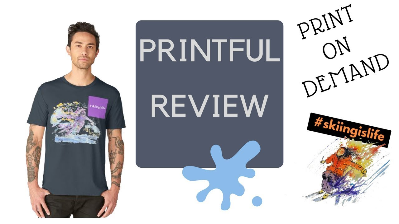 Printful review - Print on demand