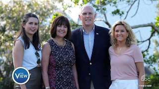 Charlotte Pence On Her New Book, Family & More | The View
