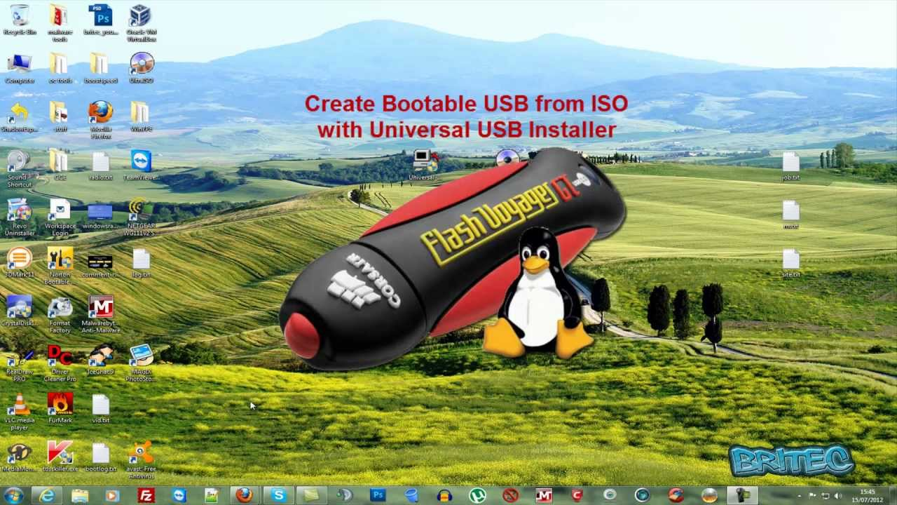 how to make bootable dvd from iso free