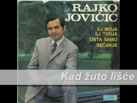 Rajko Jovicic - Zasto, zasto