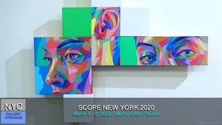 SCOPE ART SHOW 2020