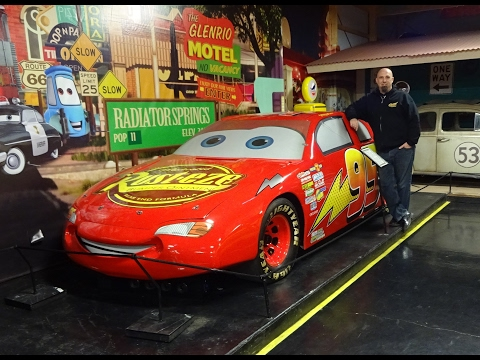 850HP Lightning McQueen # 95 FULL SIZE @ Volo Auto Museum on My Car Story with Lou Costabile