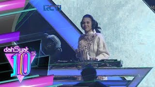 HUT DAHSYAT 10TH - DJ Una Opening Perform [24 Maret 2018]