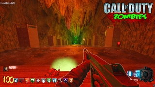 *NEW* STAIRWAY TO HEAVEN CHALLENGE MAP w/ 30 PERKS/WEAPONS! (BLACK OPS 3 CUSTOM ZOMBIES GAMEPLAY)