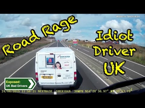 Road Rage UK | Worcester Bosch Group [2015]