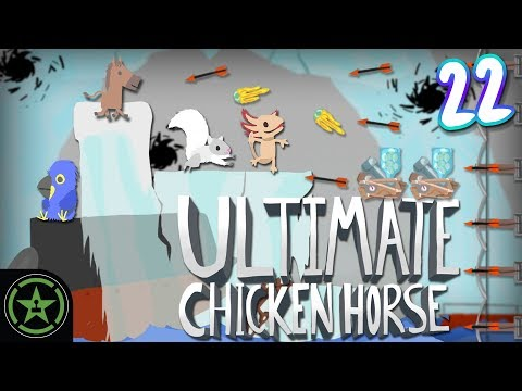 WE BREAK THE GAME - Ultimate Chicken Horse April (#22) | Let's Play