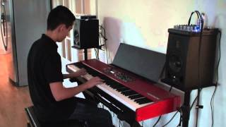 Calvin Harris & Alesso - Under Control ft. Hurts - Piano Cover  (HD)