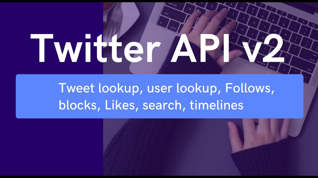 How to use Twitter API v20   Tweet lookup, User lookup, Likes, Timelines,  Search, Tweet count