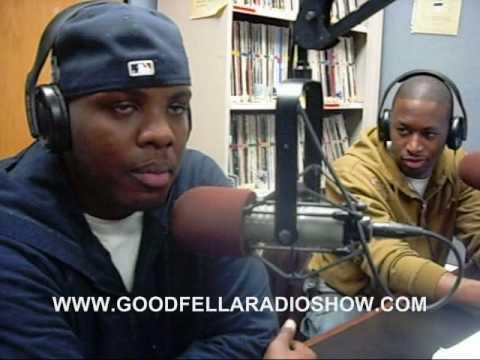 Vic Damone & DJ On Point Interview PT 2 on Good*Fella Radio Show