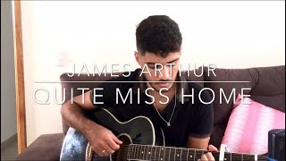 James Arthur - Quite Miss Home (Cover by Rescue)