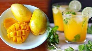 മോഹിറ്റോ വീട്ടിൽ ഉണ്ടാക്കാം | Mango Mojito | malayalam food blog #Shorts