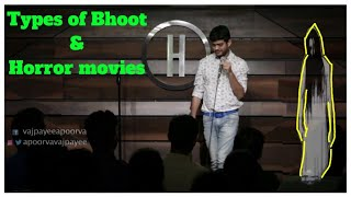 Horror Movies and Ghosts | Stand-Up comedy by Apoorva Vajpayee