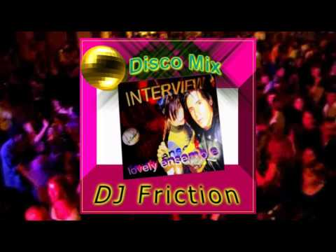Lovely Ensemble INTERVIEW DJ Friction Disco Mix
