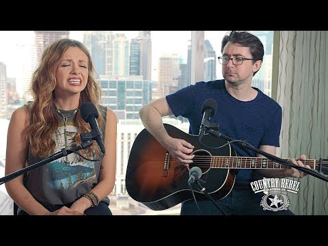 Carly Pearce 'Every Little Thing' (Acoustic) // Country Rebel Skyline Sessions