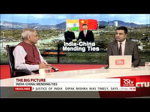 The Big Picture - India-China: Mending Ties
