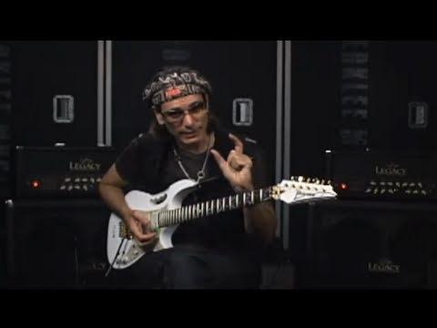 "Steve Vai - ""Jibboom Lesson"" - Steve Vai Guitar Techniques Berklee Music Online Course"