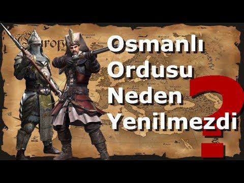 OSMANLI ORDUSU Neden Yenilmezdi ( Osmanlı Ordusu Hakkında 5 İnanılmaz Gerçek )