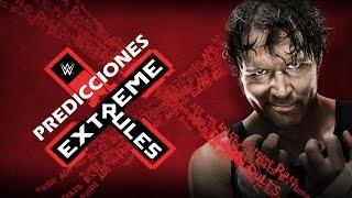 WWE Predicciones de Extreme Rules 2016 / Platinum - loquendo