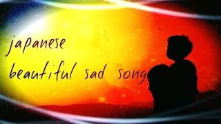 sad japanese song that makes you cry/beautiful piano music with lyrics【Kataguruma】/sora kumuri