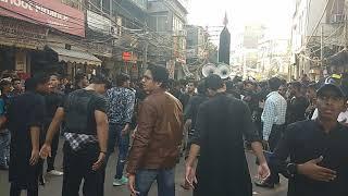 Tazia jama Masjid Delhi 7 Rabiawwal All Anjuman Noha khani Sinazani 16,11,18
