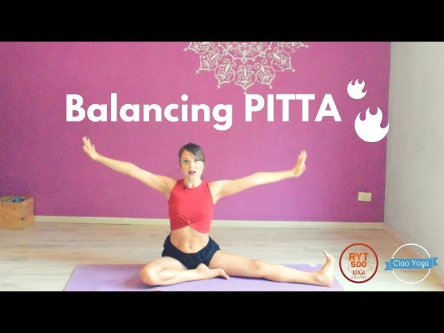 Yoga per riequilibrare PITTA! Speciale ESTATE