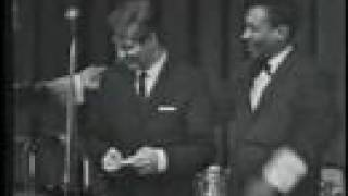 Drummer Alex Riel With Duke Ellington And Sam Woodyard