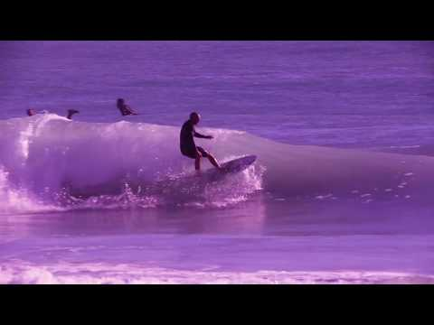 South Beach Miami Surfing 2.8.16