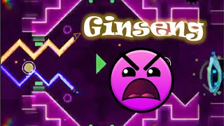 Geometry Dash - Ginseng (Awesome Level) by Taman