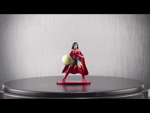 Jada Toys Nano Metalfigs - Wonder Woman (DC Comics)