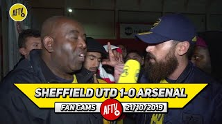 Sheffield Utd 1-0 Arsenal | We Swapped One Stubborn Manager For Another One (Turkish)