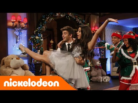 Ho Ho Holiday | Ballando intorno all'albero di Natale | Nickelodeon