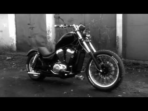 Suzuki Intruder VS 700 Custom