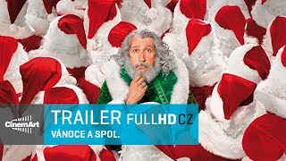 Vánoce a spol. / Santa & Cie. (2018) oficiální HD trailer #1 [CZ]
