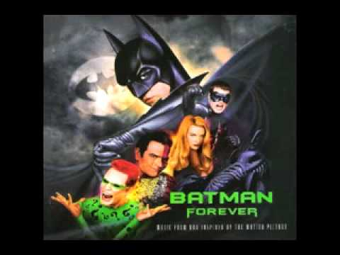 Batman Forever OST-05 The Hunter Gets Captured by The Game Massive Attack With Tracey Thorn