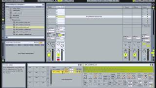 Ableton Live Tutorial - Create Phat Drums Layering Samples