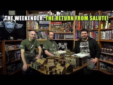 The Weekender: The Return From Salute!
