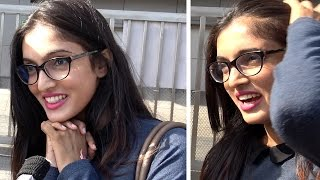 Hot Girls On Their Favorite Celebrities (Prank in India)