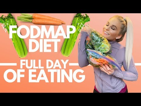 LOW FODMAP DIET | Best Diet? What I eat in a day | Weight loss + Gut Health