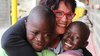Susan 'Mamma' Saleeba | Making a difference in the slums of Kenya